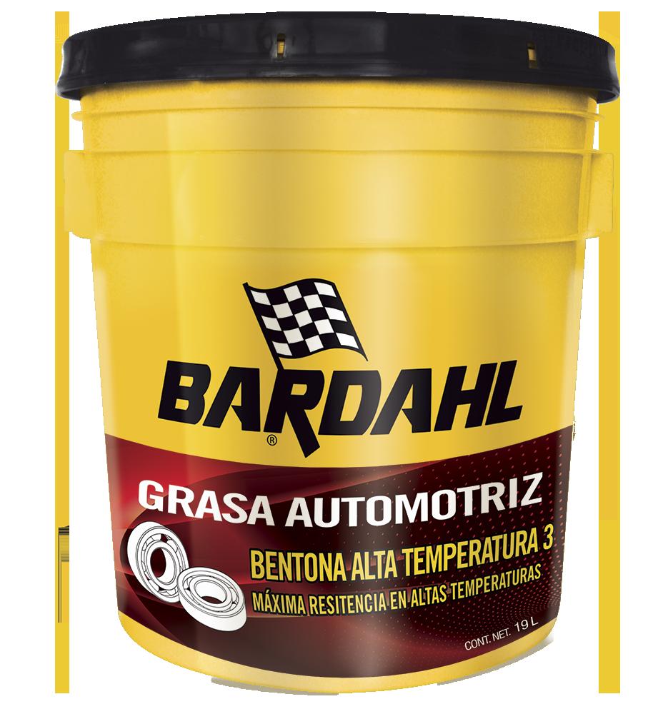 BARDAHL BENTONA ALTA TEMPERATURA MR 3