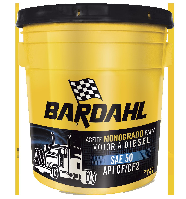 BARDAHL DIESEL OIL CF SAE 50