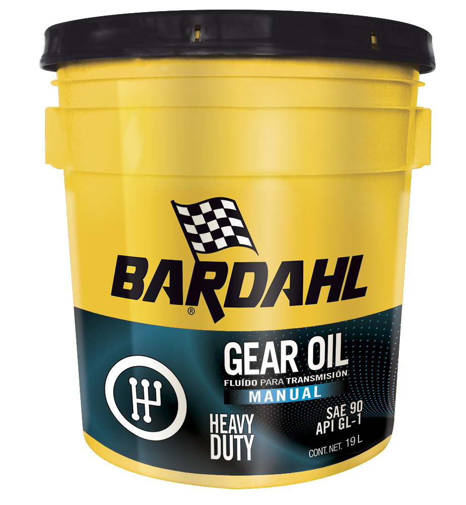 BARDAHL GEAR OIL GL1 140