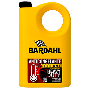 BARDAHL Anticongelante Coolant Heavy Duty