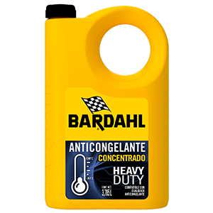 BARDAHL Anticongelante Concentrado Heavy Duty