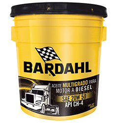 BARDAHL DIESEL OIL CH-4/SJ SAE 15W40