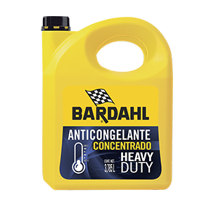 BARDAHL Anticongelante Concentrado Heavy Duty