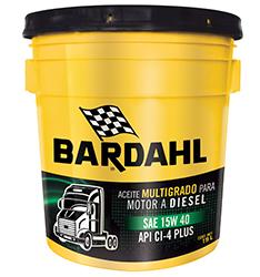 BARDAHL SUPER DIESEL OIL CI-4 PLUS SAE 15W40