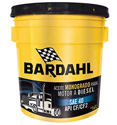 BARDAHL DIESEL OIL CF SAE 40
