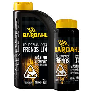 BARDAHL LIQUIDO PARA FRENOS   DOT-4