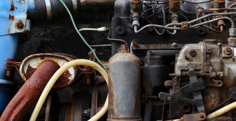 Lo Básico para la Limpieza de un Motor