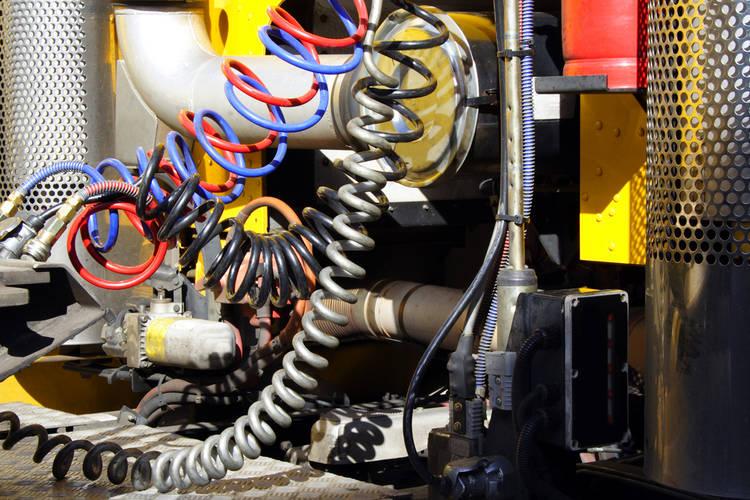 Características de los Frenos de un Camión