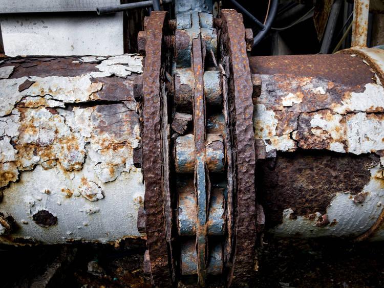 Prevenir Corrosión Maquinaria