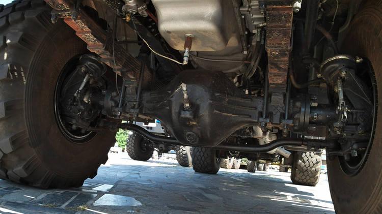 ¿Por qué Importa tanto el Cuidado del Chasis de tu camión?