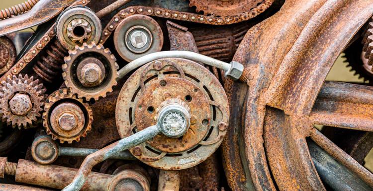 Causas y Efectos de la Corrosión y la Oxidación
