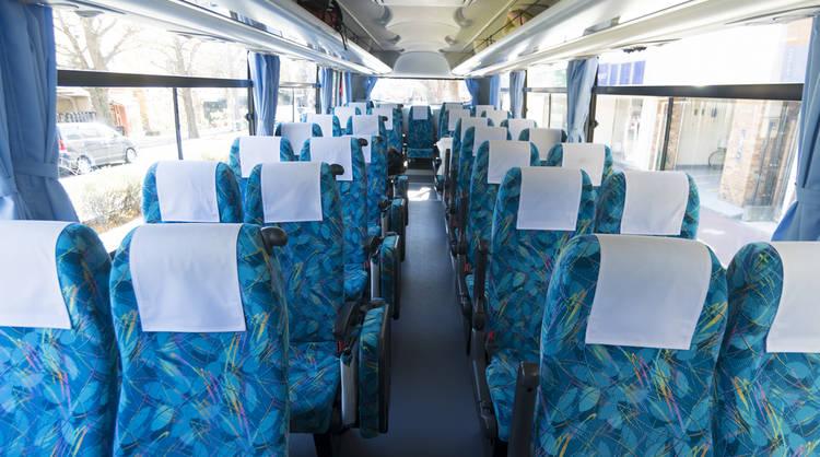 Mantenimiento de las Vestiduras de un Autobús