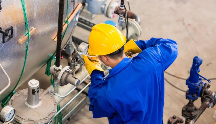 Mantenimiento Preventivo de Maquinaria Industrial