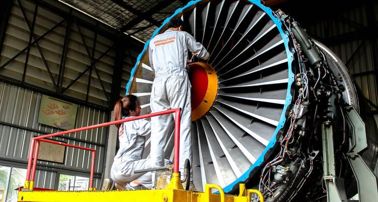 Retos de la Industria Aeronáutica en México