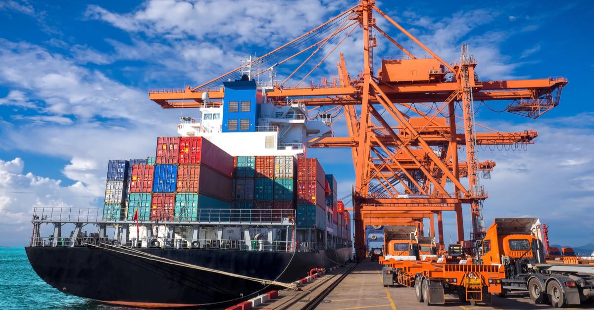 La industria del transporte marítimo y los principales puertos del mundo