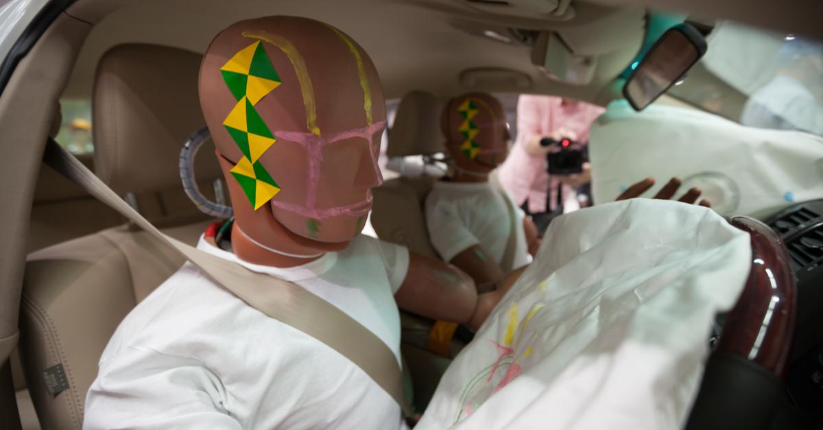 Sistemas de seguridad en autos y coches que salvan vidas