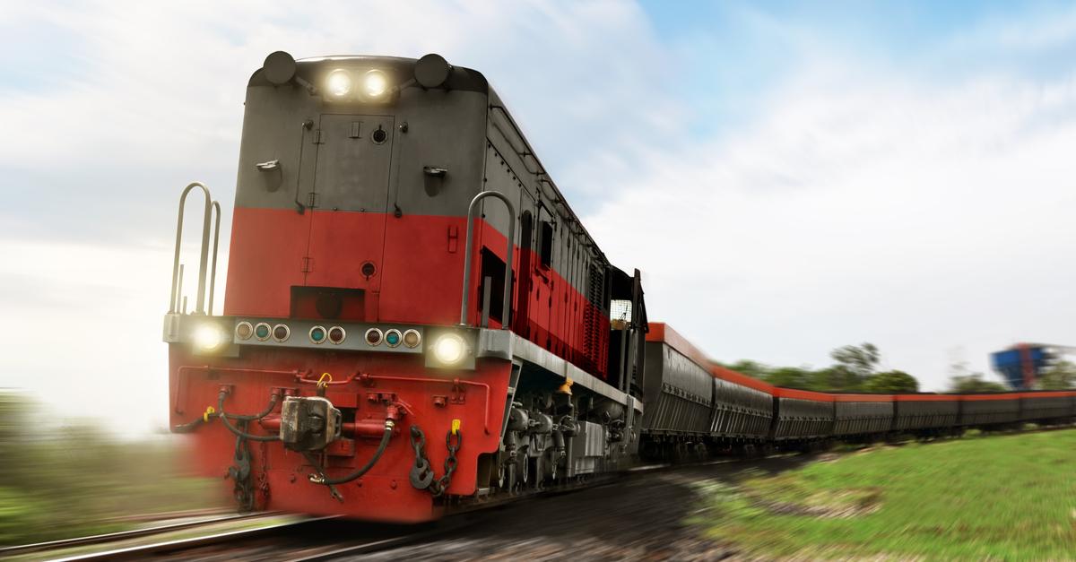 La red ferroviaria y el ferrocarril en México: números y retos