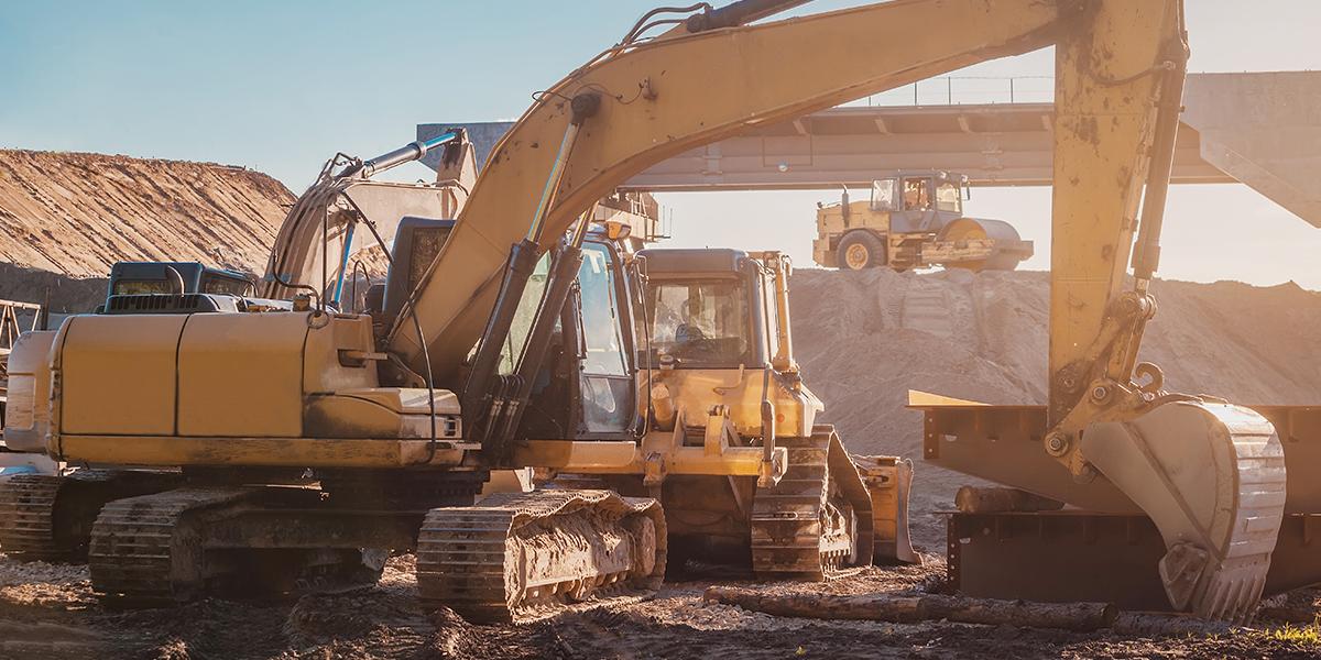 Saca más Provecho de tu Maquinaria de Construcción