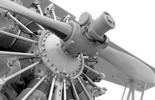 Historia de los Motores en la Aviación