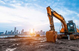 Historia de las Excavadoras