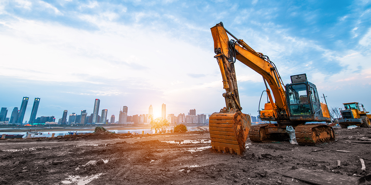 La Historia de las Excavadoras
