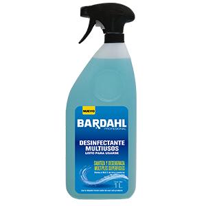 Bardahl Desinfectante Multiusos Listo para Usarse