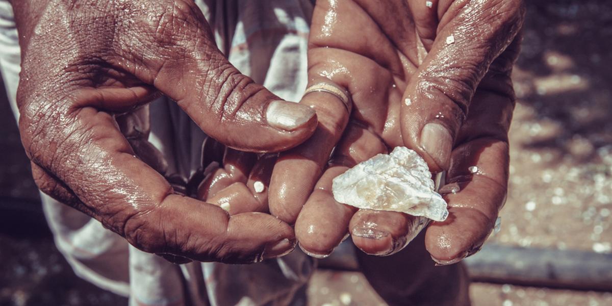 ¿Qué son los diamantes de sangre?