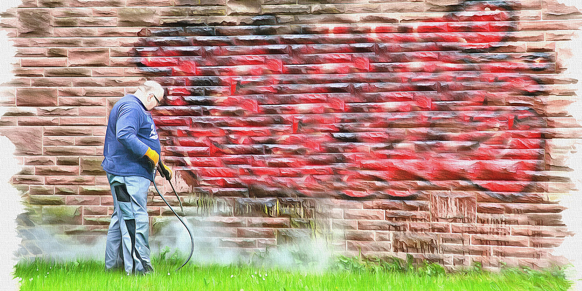 Quitar el Grafiti de las Paredes