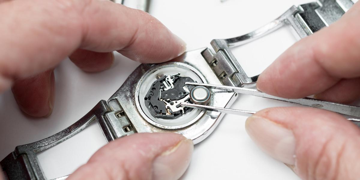 Fabricación de Relojes de Lujo